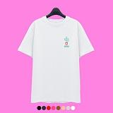 [슈퍼레이티브] superlative - [SST183] CACTUS 반팔 티셔츠 - 반팔 티셔츠 - 8컬러