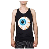 [미쉬카] MISHKA Keep Watch Tank Top BLACK 나시티