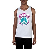 [미쉬카] MISHKA PEACE MOP TANK TOP 나시티
