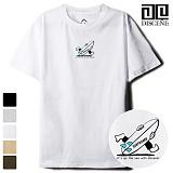 [DISCENE]디씬 SURFBOARD 루즈핏 반팔 티셔츠 - 7color