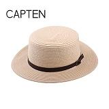CAP10 - PU 벨트 벙거지 BEIGE (BE57)