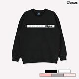 [오리수] ORISUE MTM 3-Unbalance 맨투맨 크루넥 3단쭈리 스��셔츠