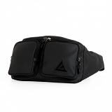 [카고브로스] ROS Waist Bag CC - Black