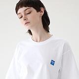 [에이피오13]APO13 APO 심볼 반팔 티셔츠 APOTS007-WT