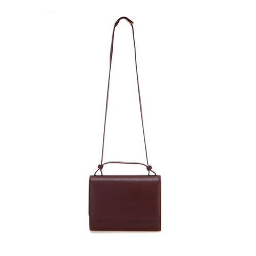 [페넥]Fennec Most Bag 002 Smoke Red 토트백 숄더백 크로스백 미니백