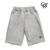 [코로츠] Crotts Double Cotton Shorts (Gray) 면반바지 숏팬츠