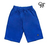 [코로츠] Corotts Double Cotton Shorts (Blue) 면반바지 숏팬츠
