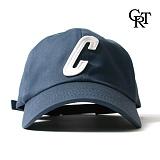 [코로츠] Crotts Big C Ball Cap (Marine Blue) 볼캡 야구모자