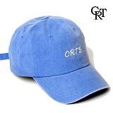 [코로츠] Crotts Denim Logo Ball Cap (Blue) 볼캡 야구모자