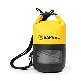 [배럴]BARREL - 투톤 드라이 백 10L 블랙/옐로우 (BW7BDBA001BYE10L)