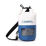 [배럴]BARREL - 투톤 드라이 백 10L 블루/화이트 (BW7BDBA001BLW10L)