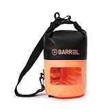 [배럴]BARREL - 투톤 드라이 백 10L 피치/블랙 (BW7BDBA001PEB10L)