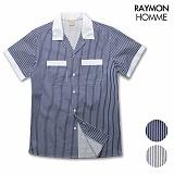 레이먼옴므 - 볼러셔츠 RH2204RW