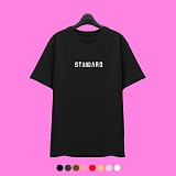 [superlative] 슈퍼레이티브 [SST169] STANDARD 반팔 티셔츠 - 반팔 티셔츠 - 8컬러