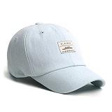 PLATEAU - T BASIC DENIM CAP_LIGHT BLUE 데님 볼캡