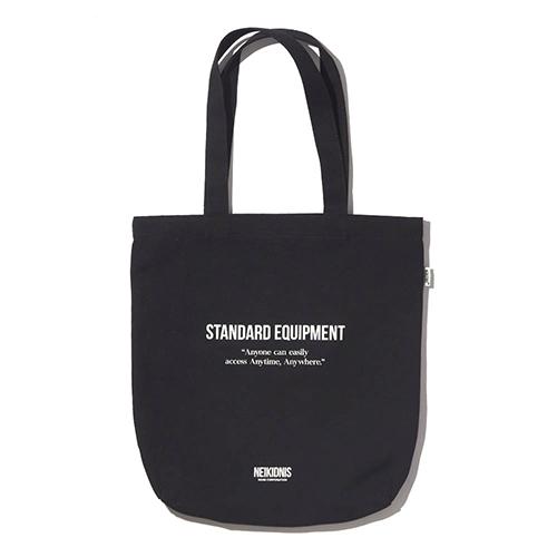 [네이키드니스]STDE ECO BAG / BLACK 숄더백