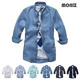 [모니즈] 7부 카치온 차이나셔츠 (6color) SHB847