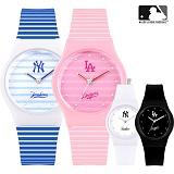 [MLB] LA다저스 패션 젤리시계 MLB325 시리즈 본사정품