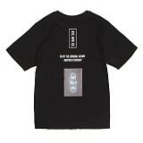 [앱놀머씽] 4life T-Shirts (Black) 반팔티셔츠