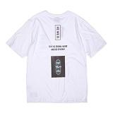 [앱놀머씽] 4life T-Shirts (White) 반팔티셔츠