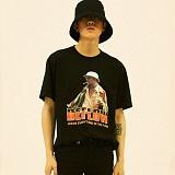 [디플로우]DEFLOW - COZY BOY T-SHIRT(BLACK) 반팔티 티셔츠