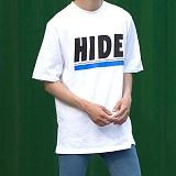 [모니즈] 하이드 반팔 티셔츠 (2color) TSB073