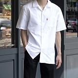 [모니즈] 바이오 반팔 셔츠 (6color) SHT577