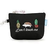 [핍스] PEEPS dont touch mini pouch(black)
