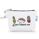 [핍스] PEEPS dont touch mini pouch(white)
