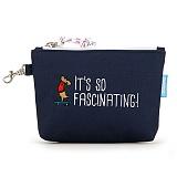 [핍스] PEEPS board pup mini pouch(navy)