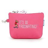 [핍스] PEEPS board pup mini pouch(pink)