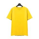 [슈퍼레이티브] superlative - [S] 무지 루즈핏 반팔 티셔츠 - 반팔 티셔츠 - 옐로우