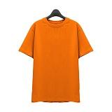 [슈퍼레이티브] superlative - [S] 무지 루즈핏 반팔 티셔츠 - 반팔 티셔츠 - 오렌지