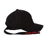 [트립션] TRIPSHION - TRIPSHION SEOUL LONG STRAP BALLCAP - BLACK 피어싱 롱테일 롱스트랩 볼캡 모자