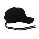 [트립션] TRIPSHION - TRIPSHION ZIPPER STRAP BALLCAP 롱테일 롱스트랩 집업 볼캡 모자