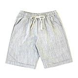 [어메이드] amade Lamis 1/2 Linen Pants Gray 반바지 숏팬츠