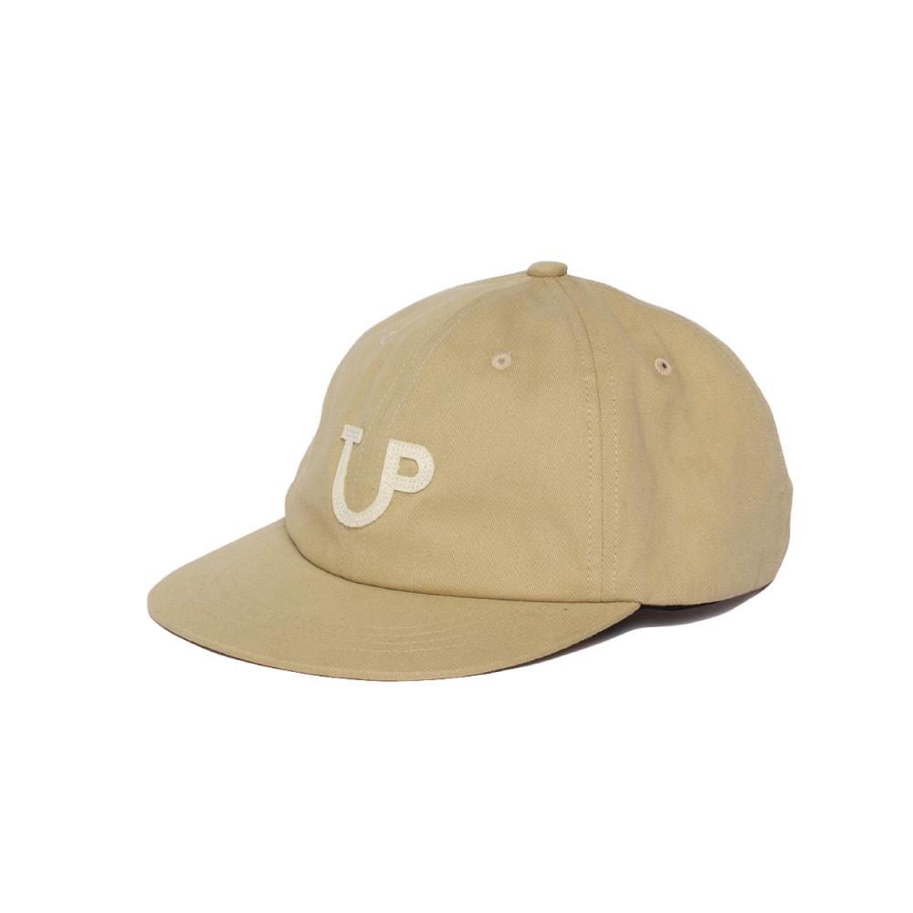 [티엔피] TNP SYMBOL BALL CAP - BEIGE 볼캡 야구모자