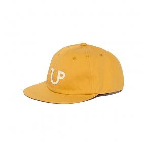 [티엔피] TNP SYMBOL BALL CAP - MUSTARD 볼캡 야구모자