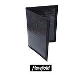 플로우폴드 - 네비게이터 여권지갑 블랙펄