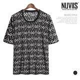 뉴비스 - 마야 쿨냉 티셔츠 (NU139TS)