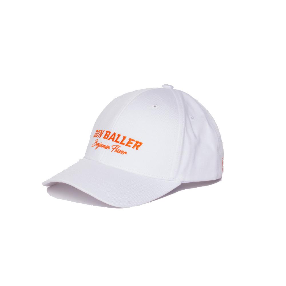 [티엔피 X 마이티마우스] 2017 TNP X MIGHTY MOUTH  MM DON BALLER BALL CAP BALLCAP - WHITE 돈벌러 볼캡 야구모자