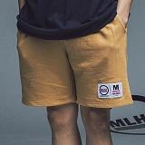 [마라하지]MALAHAZY Banding-Shorts-BEIGE 밴딩 숏팬츠 반바지