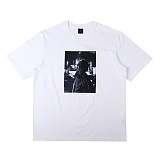 [아이넨]EINEN-Peerless Urban Secret 1/2 T-Shirts White 반팔티