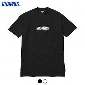 [제네럴웍스] GENERALWORKS GWS348 그래픽 반팔티셔츠
