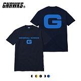 [제네럴웍스] GENERALWORKS GWS425 그래픽 반팔티셔츠