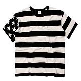 [세인트페인]SAINTPAIN - SP 17S AMERICAN POCKET TEE SS-BLACK 반팔티 티셔츠