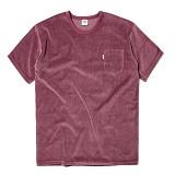 [세인트페인]SAINTPAIN - SP 17S VELOUR TEE SS 반팔티 티셔츠