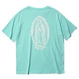 [세인트페인]SAINTPAIN - SP 17S GUADALUPE TEE SS-SKY BLUE 반팔티 티셔츠