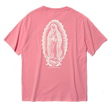 [세인트페인]SAINTPAIN - SP 17S GUADALUPE TEE SS-PINK 반팔티 티셔츠