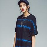 [세인트페인]SAINTPAIN - SP AURORA TIE DYE TEE SS-BLUE 반팔티 티셔츠